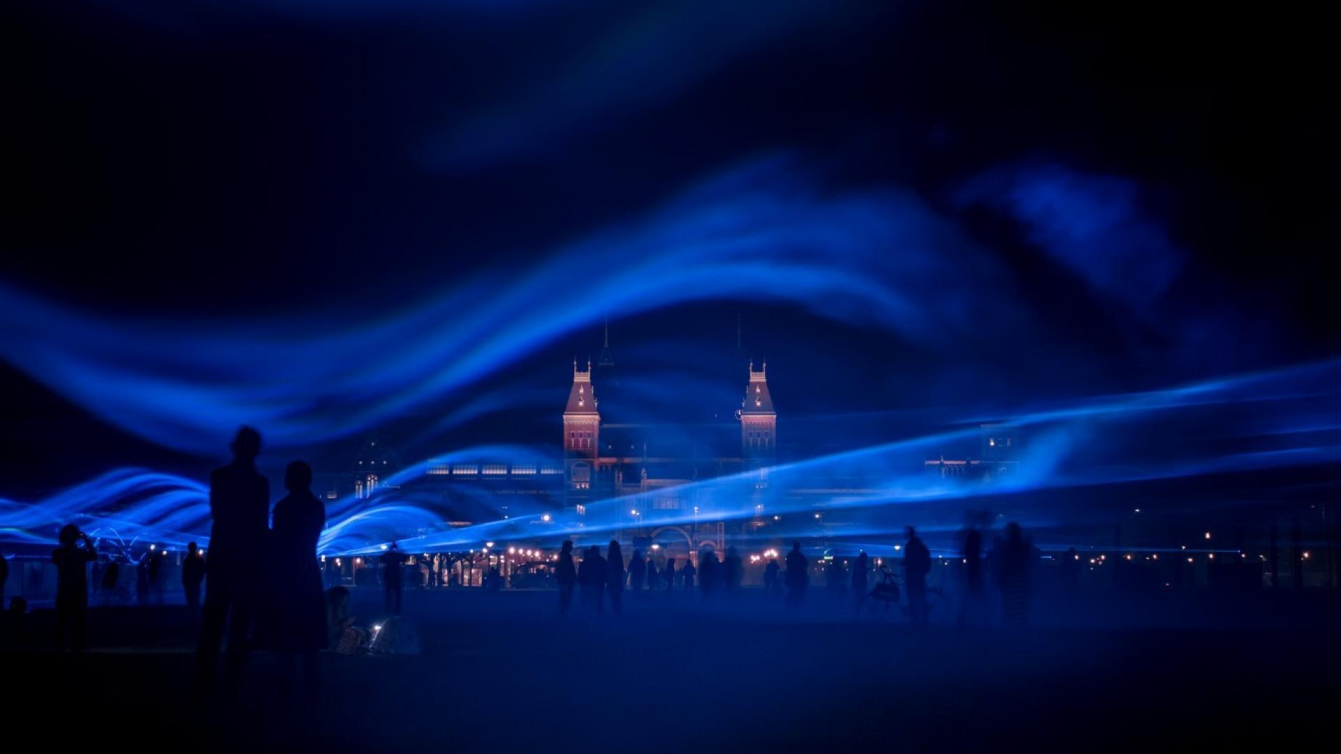 Gas Water Licht : Waterlicht studio roosegaarde