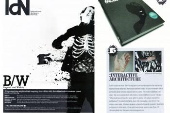 Hong Kong magazine IdN