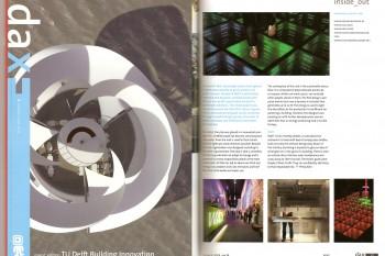 Architectural magazine DAX