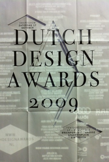 Winner Dutch Design Award