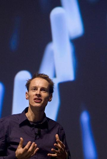 Lecture Daan Roosegaarde