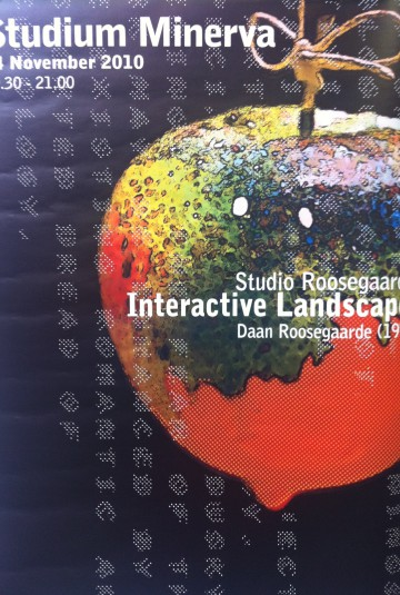 "Lecture at Minerva ""Interactive Landscapes"""