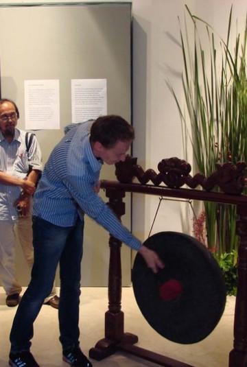 Opening at Erasmushuis Jakarta