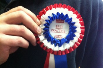 Winner of Best Practice Award