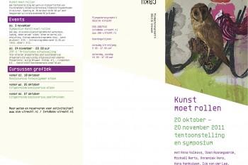 Exhibition about Art & Money at CBK Utrecht, NL