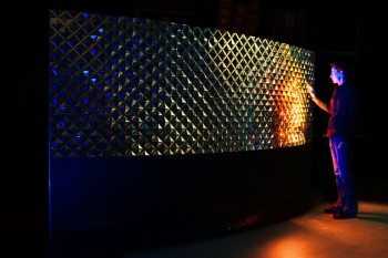 LOTUS opens at Facade 2012 Architecture & Art event