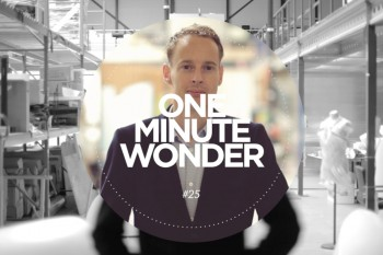 One Minute Wonder Movie: Daan Roosegaarde