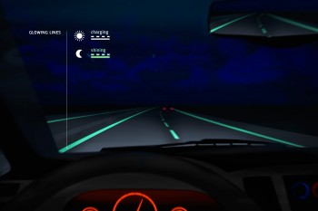 Smart Highway Best Future Concept at Dutch Design Awards
