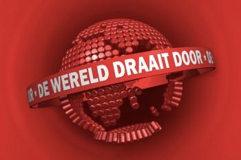 Daan Roosegaarde at De Wereld Draait Door