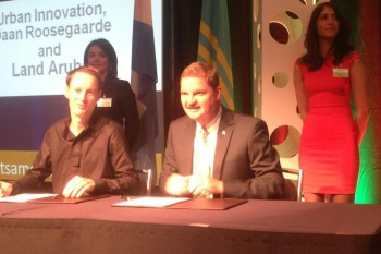 Memorandum of Understanding with Aruba