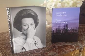 Exhibition Roosegaarde at Residency Paris
