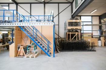 Inside Studio Roosegaarde