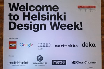 Dreaming and Doing at Helsinki Design Week