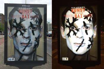 KunstRAI covers artist Daan Roosegaarde