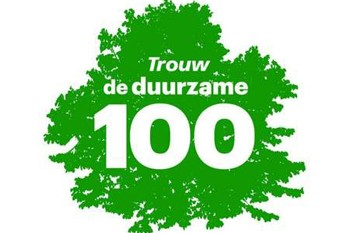 Daan Roosegaarde in top 5 Most Sustainable 100