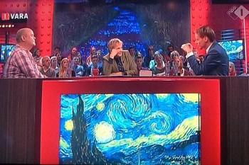 De Wereld Draait Door TV & Daan Roosegaarde