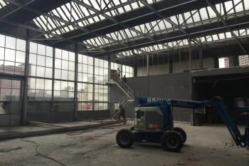 New Studio Roosegaarde in Rotterdam NL