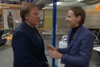 Ivo Niehe meets Daan Roosegaarde
