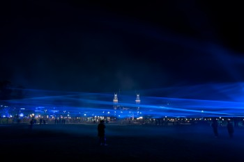 Waterlicht at Museumplein Amsterdam