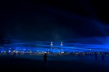 Waterlicht at Museumplein Amsterdam