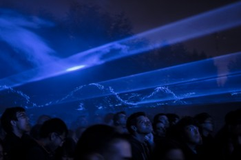 More than 50.000 visitors at Waterlicht Paris