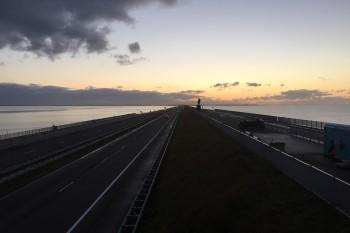 Launch of 32 km Icoon Afsluitdijk