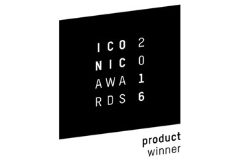 Winner Iconic Award 2016 Germany