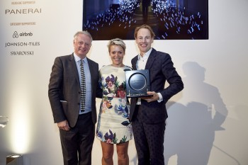 Roosegaarde wins London Design Innovation Medal
